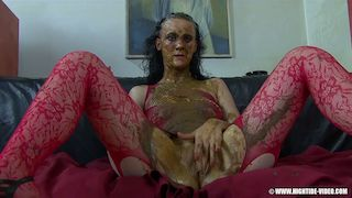 Betty is the real shit eating whore xxx porn video